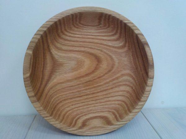 деревянная посуда из дуба