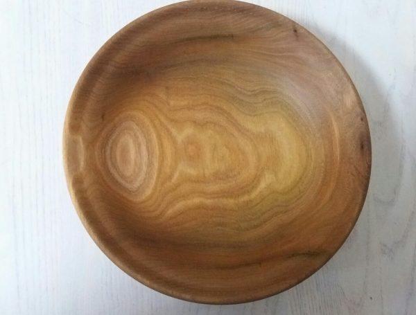 Деревянная тарелка купить.