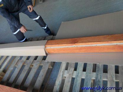 Декоративные потолочные балки из дерева купить Харьков, Киев,Одесса