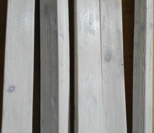 Декоративная балка из дерева