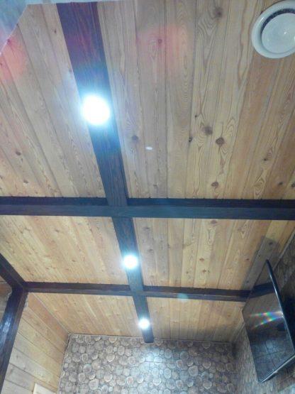 Балки на потолок из дерева