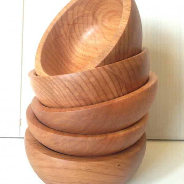 Пиалы из дерева из ольхи, бука, березы купить в Харькове