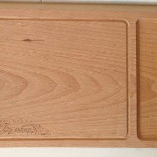 Деревянная доска для ресторана купить в Харькове