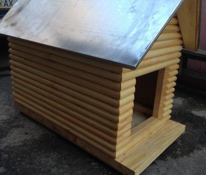 Деревянная будка для собаки купить Харьков, Киев, Одесса