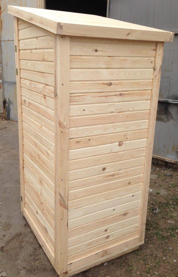 Деревянный туалет для дачи купить Харьков, Киев, Одесса
