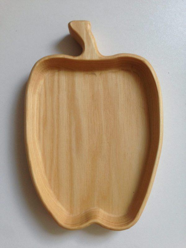 деревянная тарелка Перец купить Харьков, Киев, Днепропетровск, Одесса
