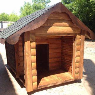 Деревянная будка для собаки купить Харьков, Киев, Днепропетровск, Одесса