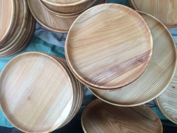 Деревянная посуда купить Киев