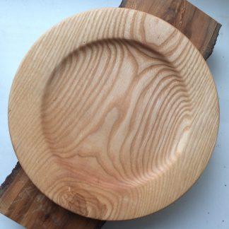 Тарелки из дерева клен ясень