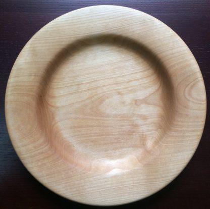 Деревянная тарелка купить