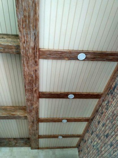 декоративные Фальш балки на потолке