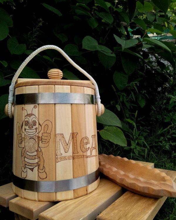 Бочка для меда купить в Харькове