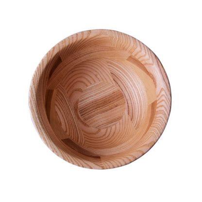 тарелка для супа из дерева Фото 3