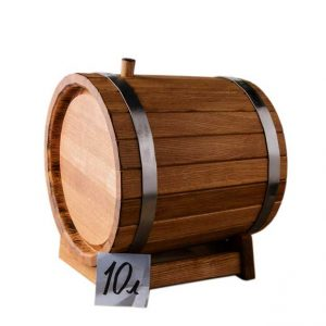 Жбан бочка из дуба 10 литров купить в Харькове
