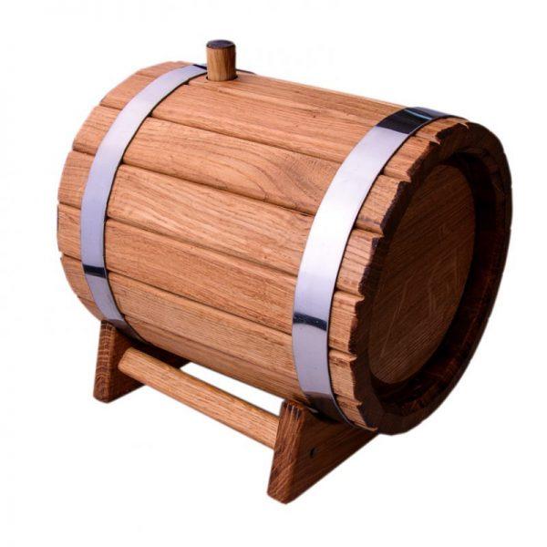Жбан дубовый для вина фото
