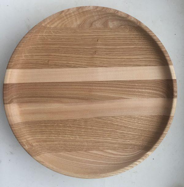 деревянная тарелка 1